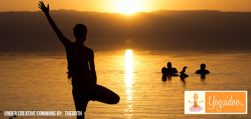 Por qué practicar Yoga en el agua
