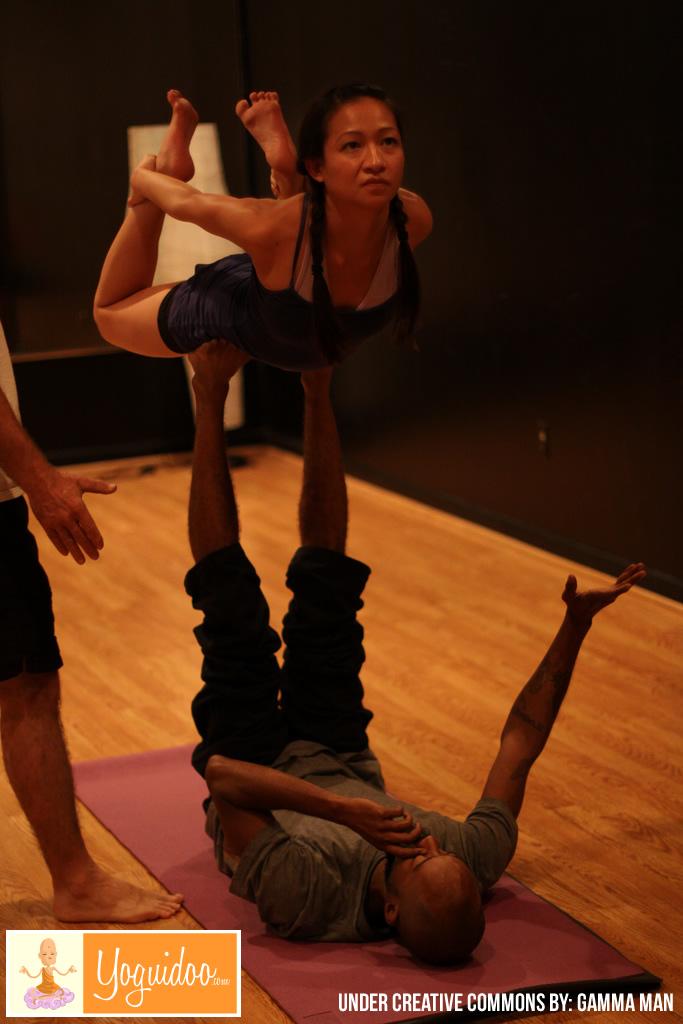 Yoga de a 2