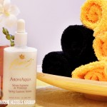 Disfrutar de una sesión de aromaterapia