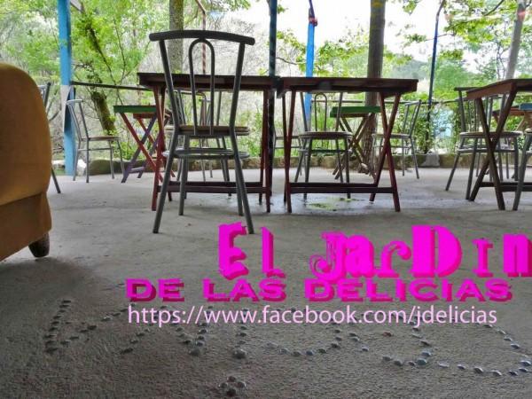 El jardín de las Delicias en Manzanares el Real